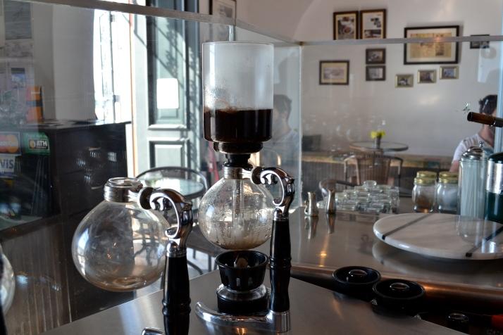 Coffee heaven.