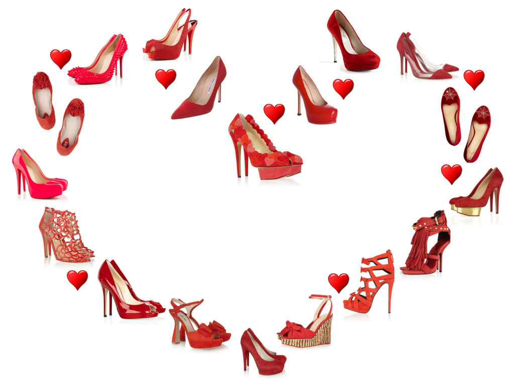 For the LOVE of shoes!