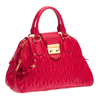 Miu Miu Handbags • Top Handle Bags