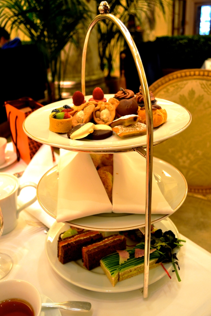 The New York high tea option