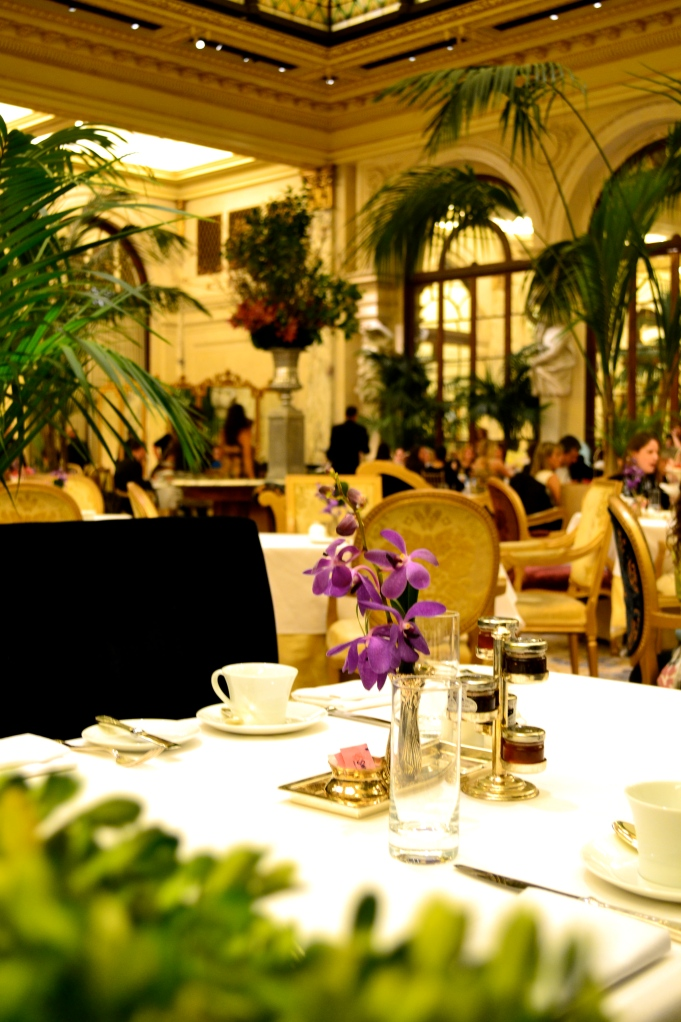 The Palm Court @ The Plaza