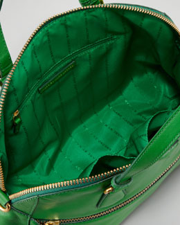 MARC by Marc JacobsGlobetrotter Calamity Rei Satchel Bag, Green
